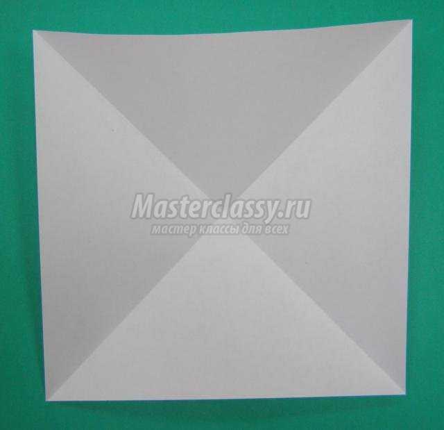 панно из мозаики-оригами. Лошадка - символ 2014 года