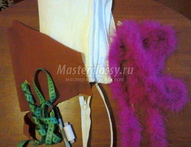 костюм Лошадка для ребенка своими руками