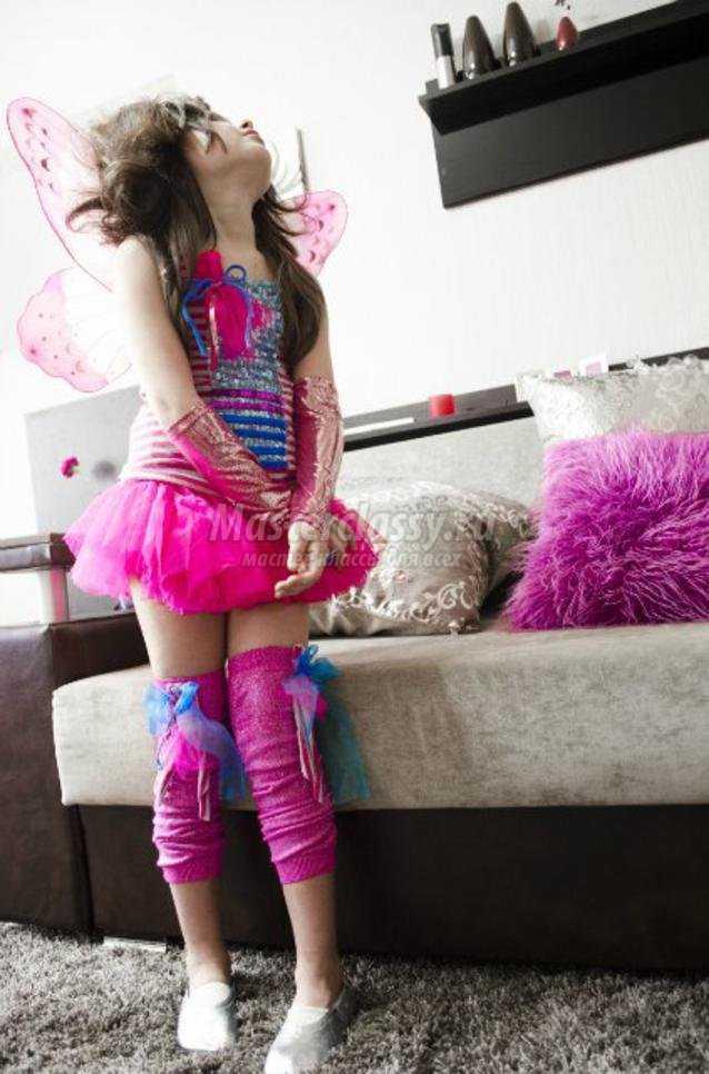 костюм Winx для девочки