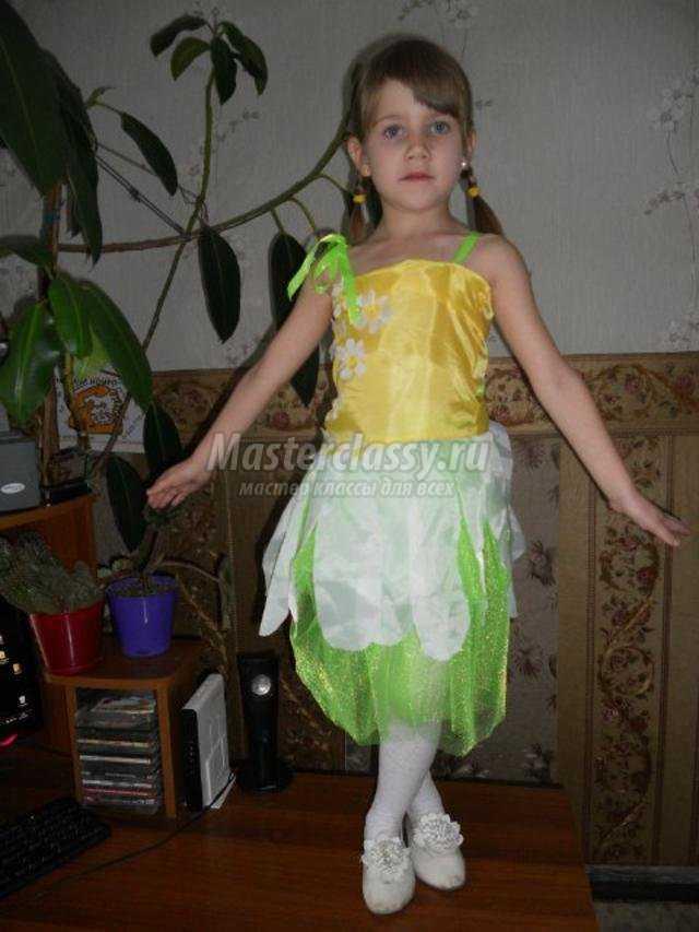 Костюм цыганочки для девочки своими руками