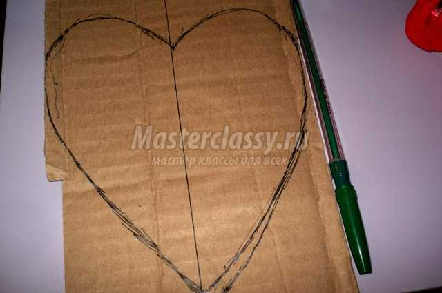 Свит-дизайн «Сердце»