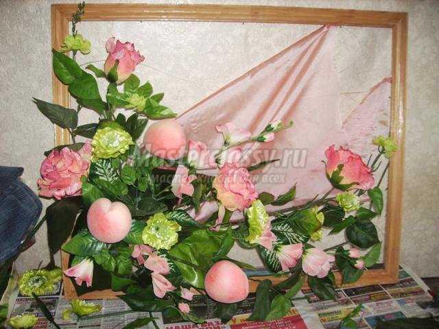 Фото цветы коллаж