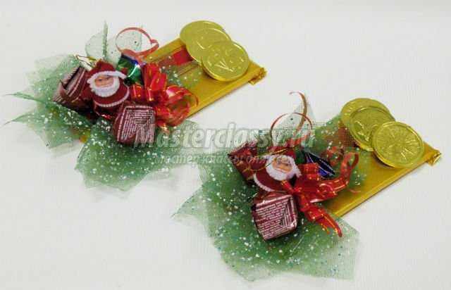 Шоколадка в упаковке своими руками