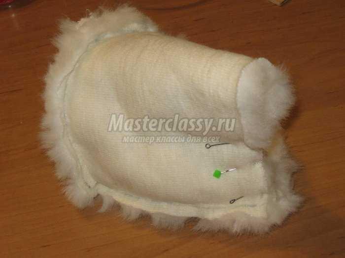 Мягкая игрушка – овечка – мастер класс с пошаговыми фото