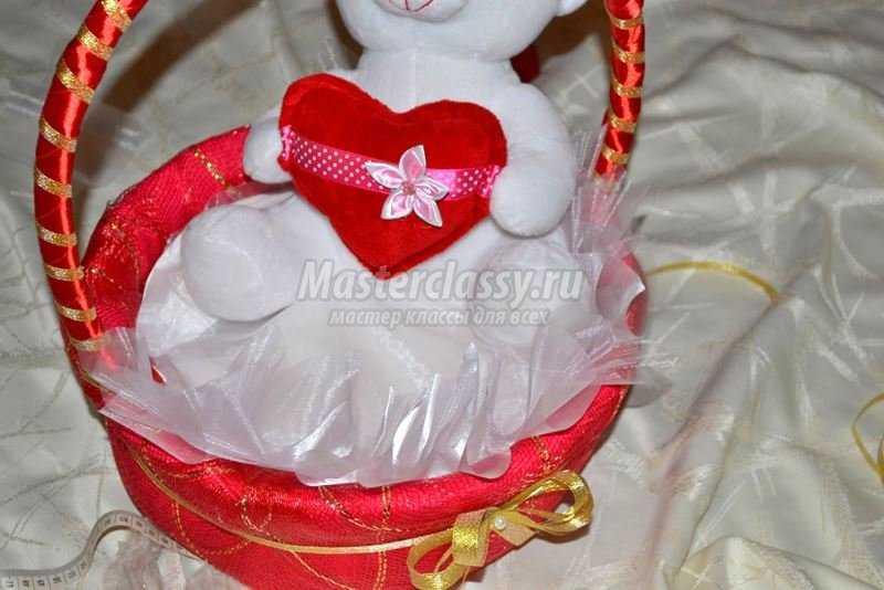подарок своими руками из игрушек