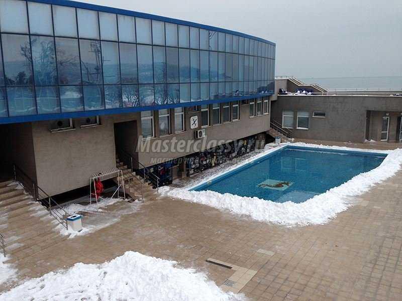 варна бассейн приморский парк