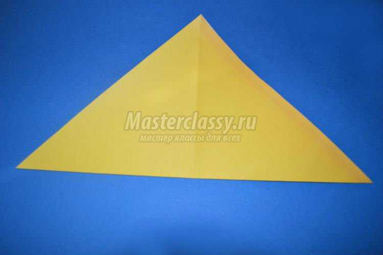модульное оригами. Юла