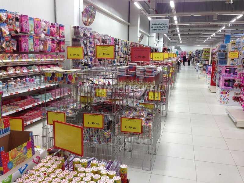 супермаркет Jumbo Варна фото