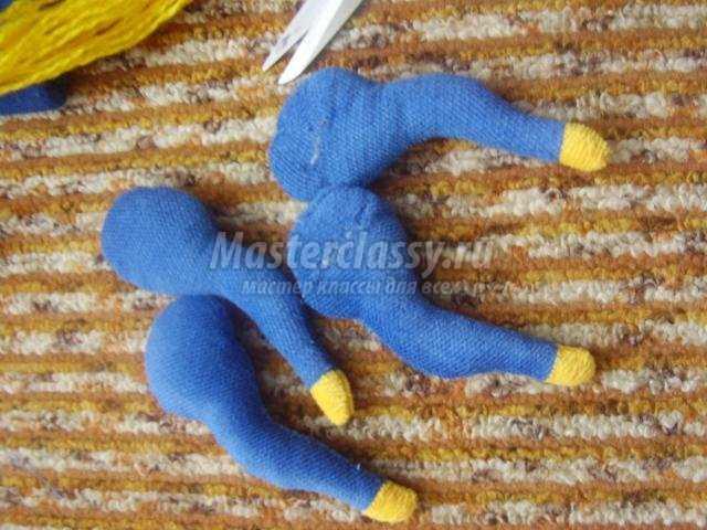 текстильные игрушки своими руками. Единорог счастья