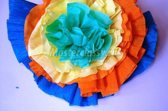 Торт в виде цветка фото