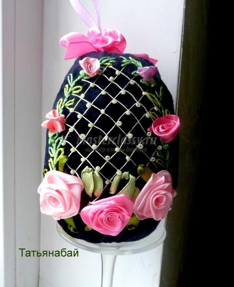 Пасхальное яйцо в подарок