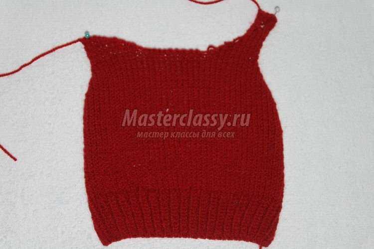 Вязание. Одежда для куклы baby born