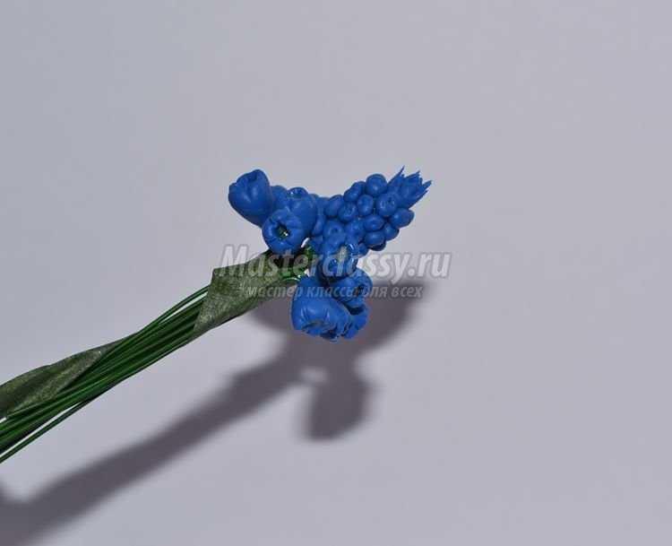 цветы из холодного фарфора