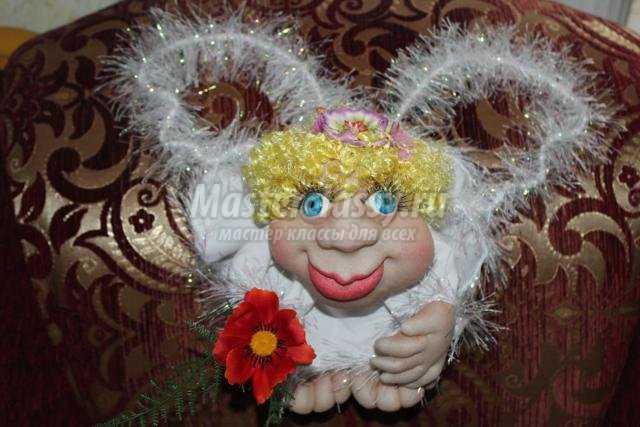 Капроновые куклы попики своими руками фото 94