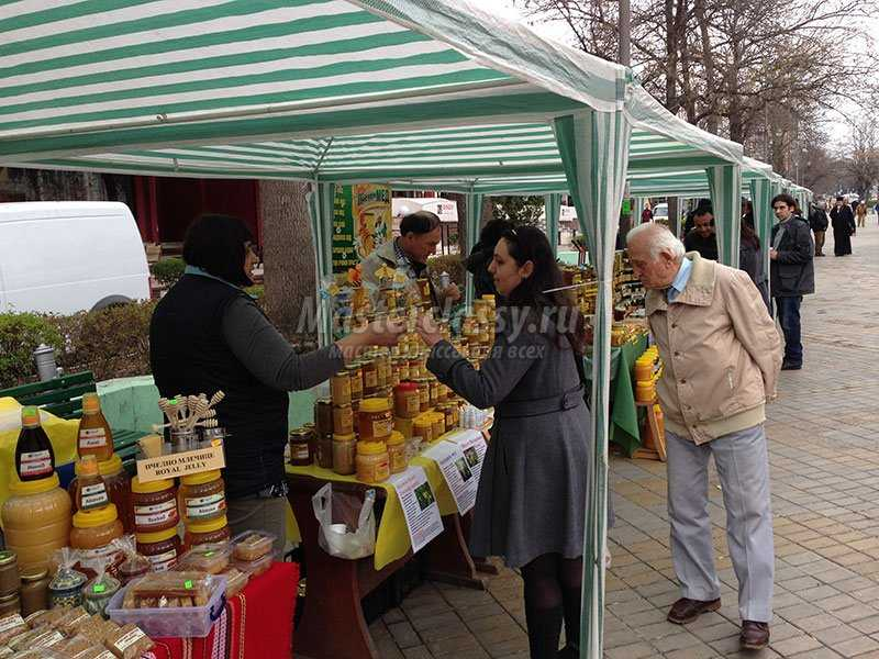 выставка меда Варна