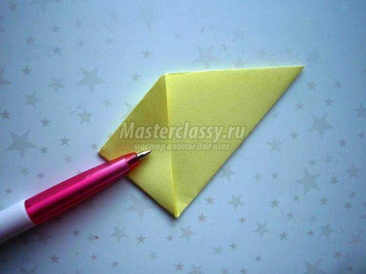 модульное оригами. Солнечная кусудама Sweetheart
