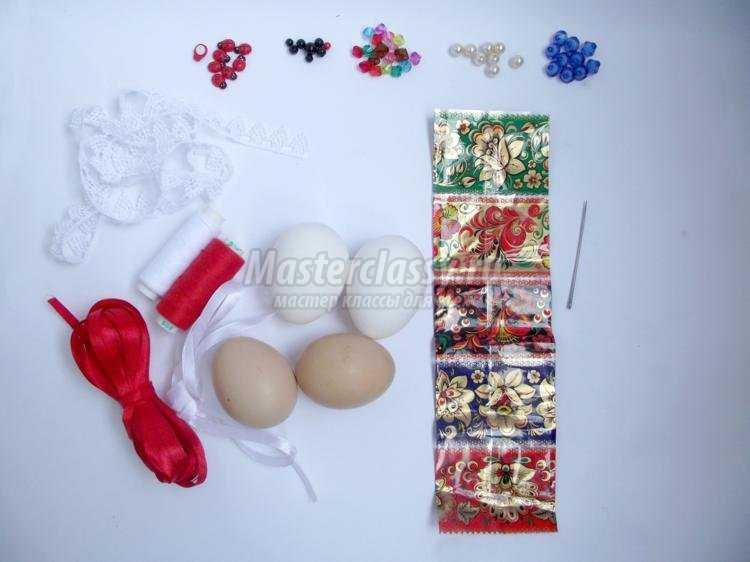 Яйцо подвеска пасхальное пошаговая инструкция