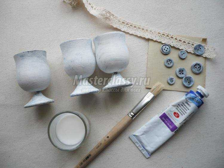 подставки-пашотницы для яиц своими руками
