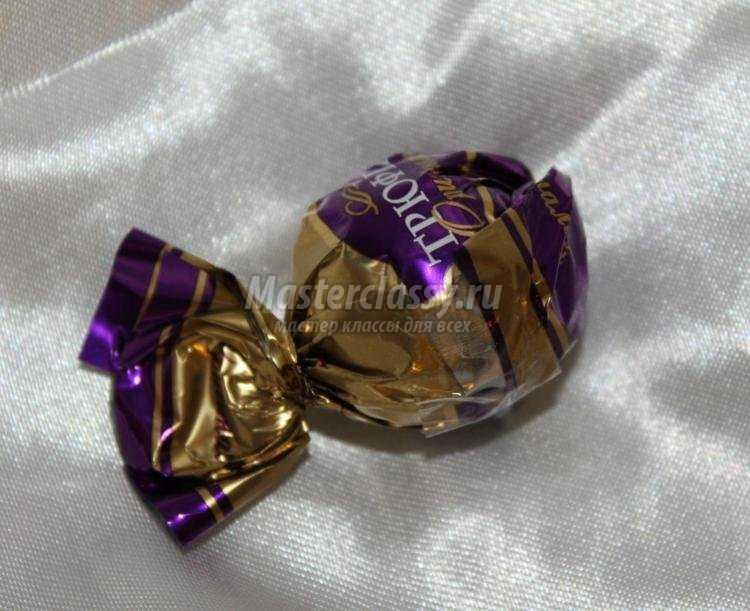 упаковка для шоколадки своими руками