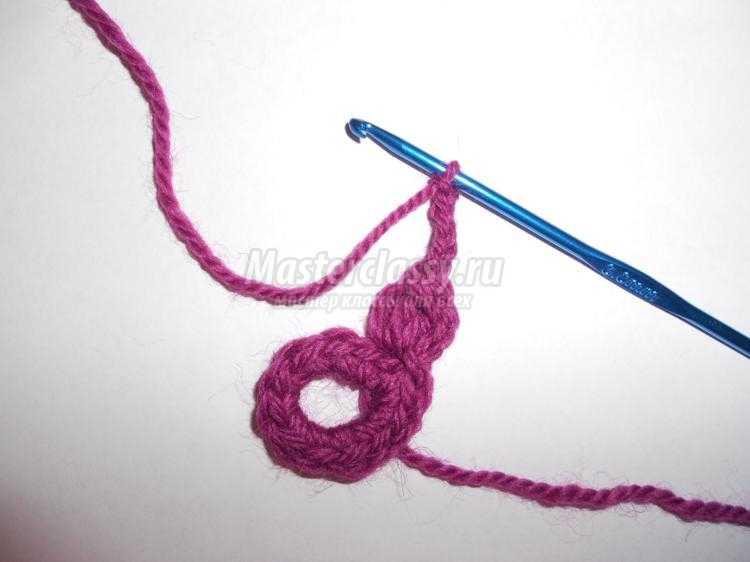описание вязания ажурного шарфа