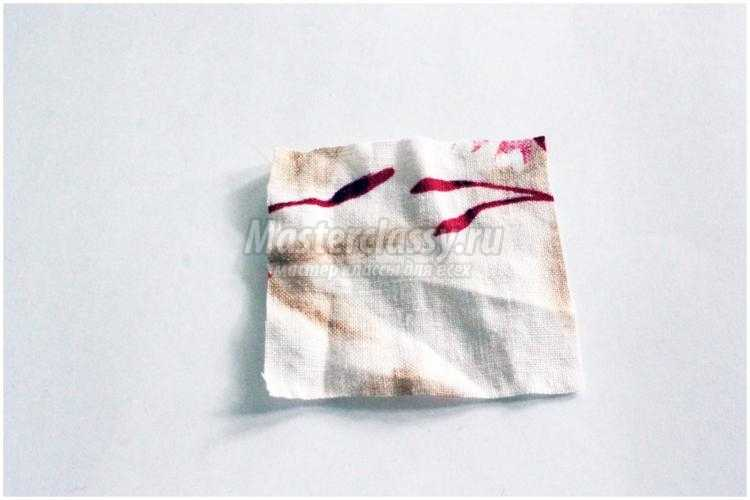 брошь для сумки из ткани своими руками