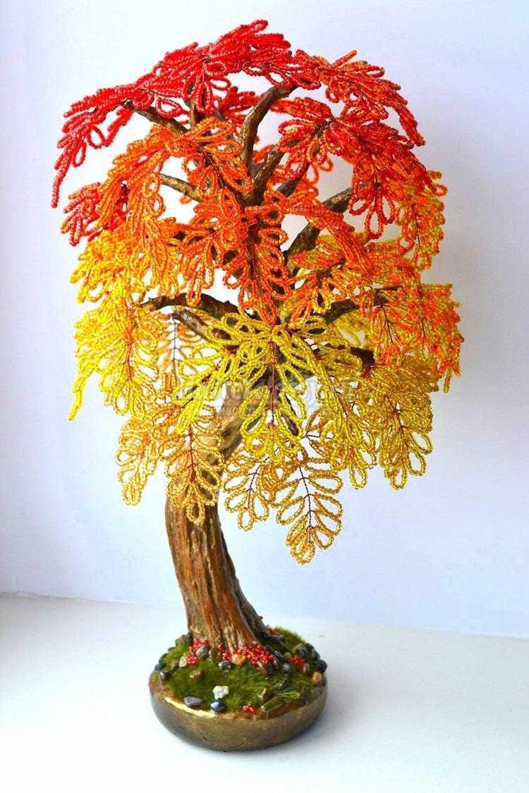 Осеннее дерево 22