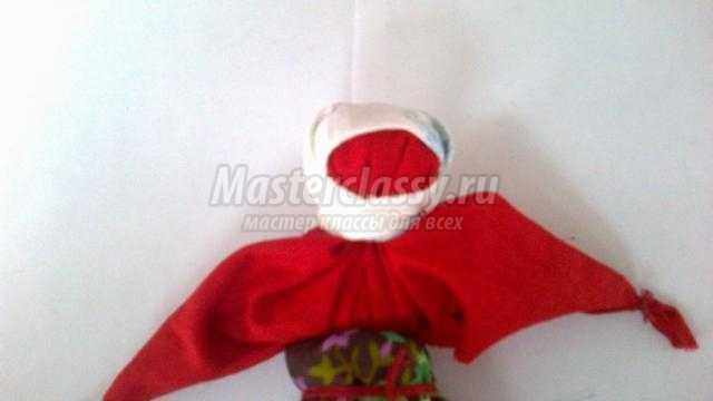 кукла Вербница из ткани своими руками