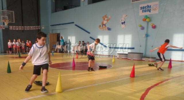 учебно-методическая разработка спортивного праздника. Олимпийцы