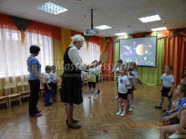 сценарий спортивного праздника. День Космонавтики