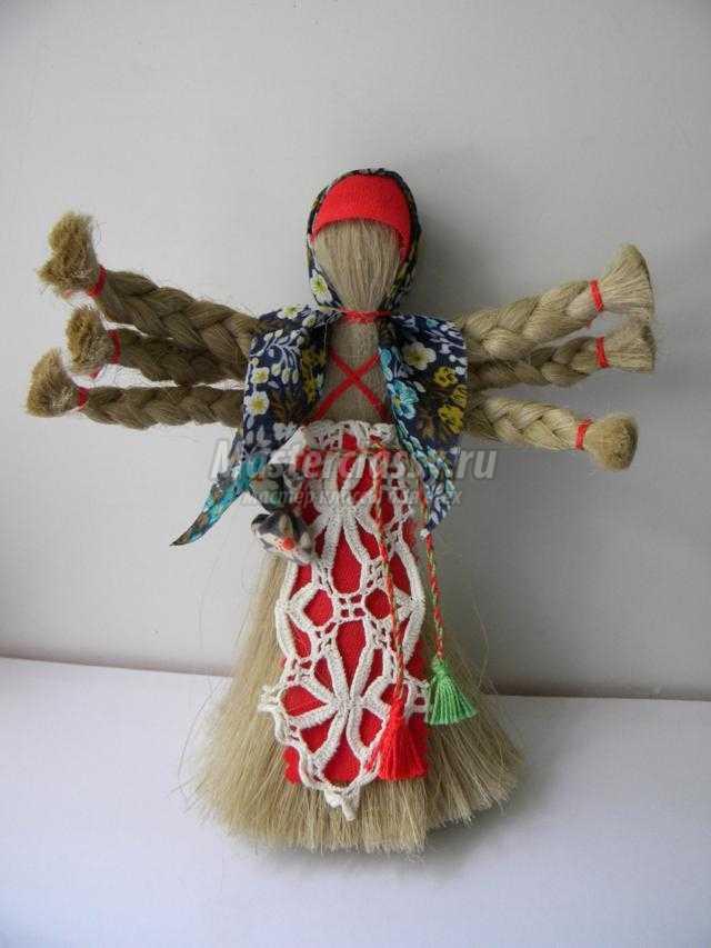 Кукла платок своими руками