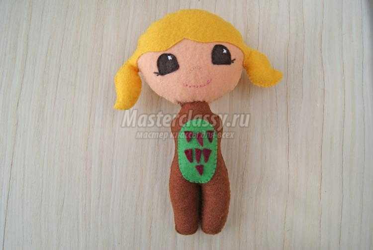 Куклы своими руками, подборка мастер классов 43