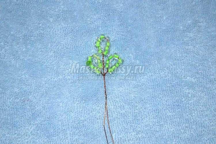 1401879460_3 Денежное дерево Деревья из бисера, бонсай – Бисерок