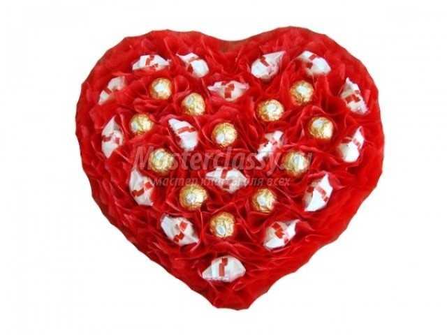 Романтические подарки своими руками