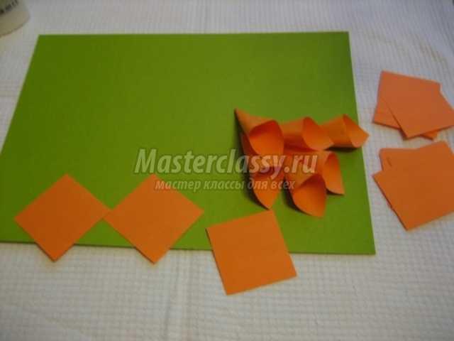 Поделки из бумаги 4 класс