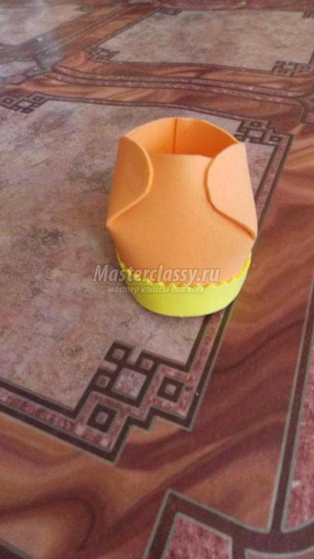 декоративная игольница-башмачок