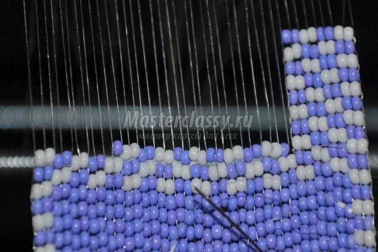 бисерное ткачество. Украшения в этническом стиле