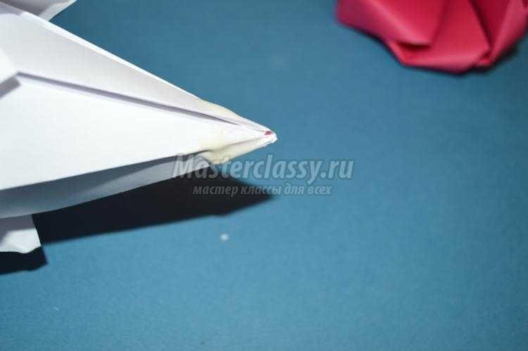 модульное оригами. Розы