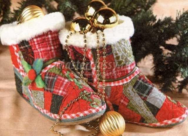 Текстильные подарки своими руками