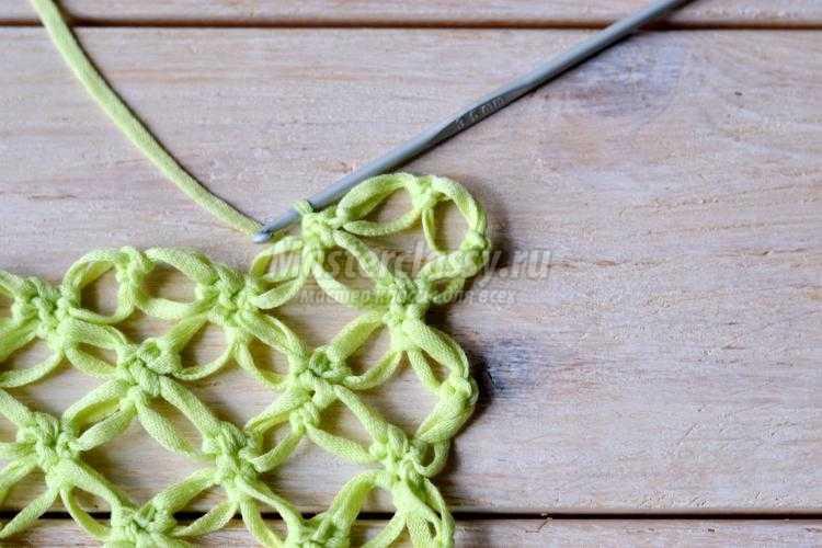 вязаная туника соломоновыми петлями