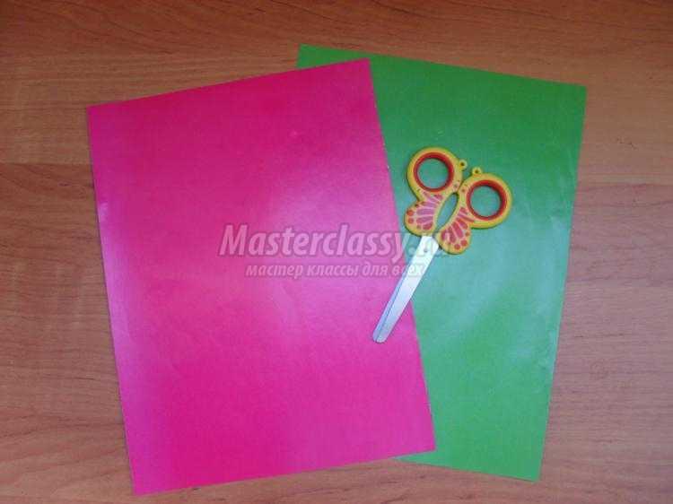1409257598_1 Как сделать тюльпан из бумаги в технике оригами