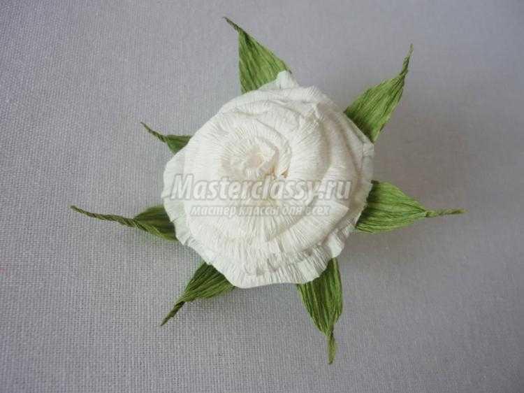 бутоньерка для жениха своими руками. Пышный цветок
