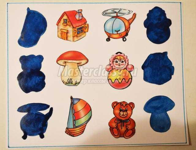 игры своими руками для развития внимания детей 5-6 лет