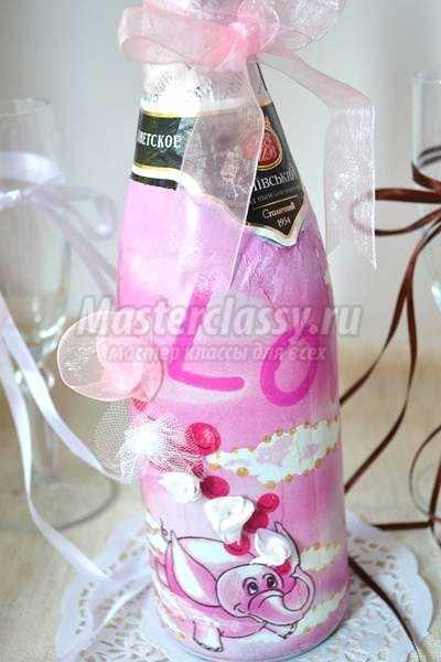шампанское мастер класс