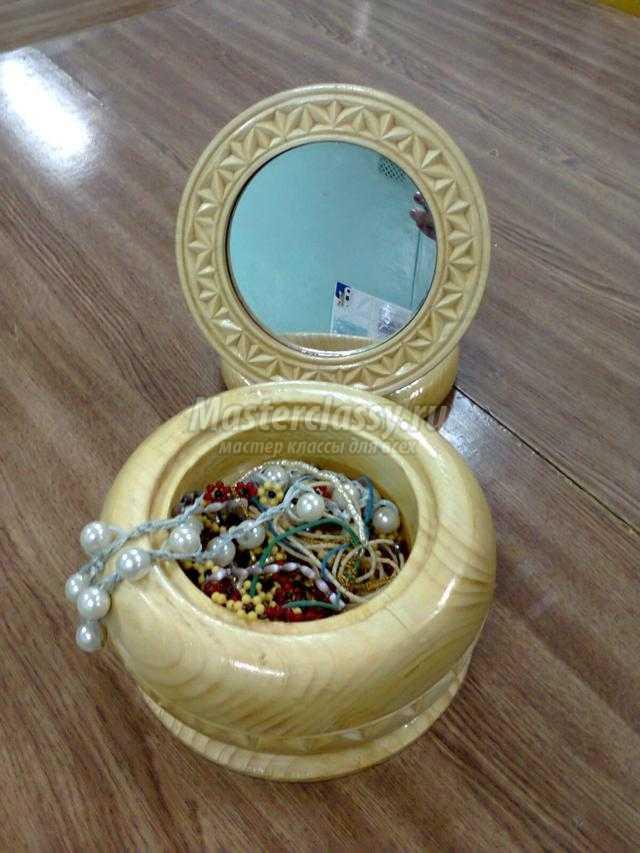 подарок для невесты. Деревянная шкатулка