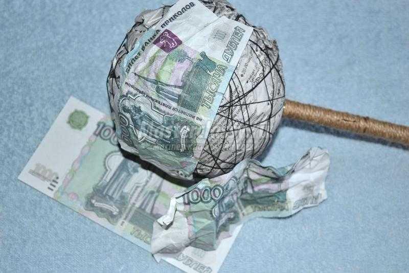 Топиарий денежное дерево из купюр своими руками фото 399
