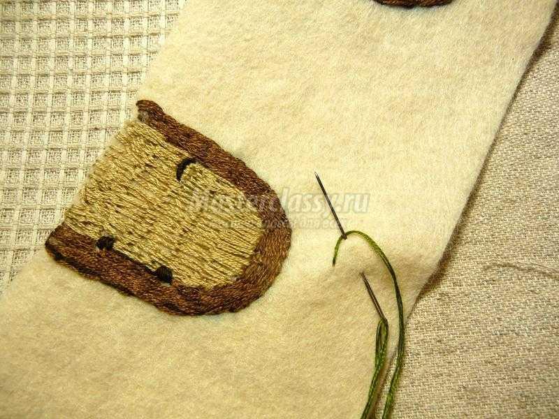 шкатулка вышивание гладью