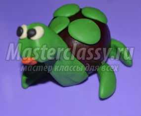 поделки черепаха