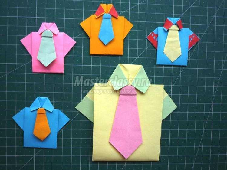 Оригами - схемы оригами из бумаги 8