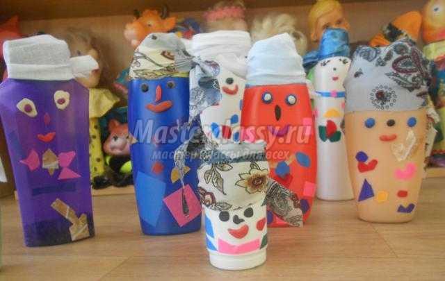 кукла-погремушка осенняя игрушка