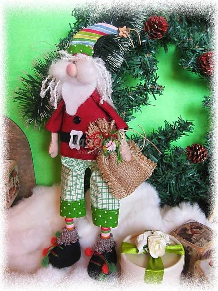 Тильда Санта к Рождеству